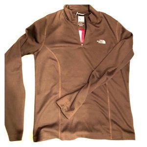 North Face El Cap Shirt, 1/4 zip